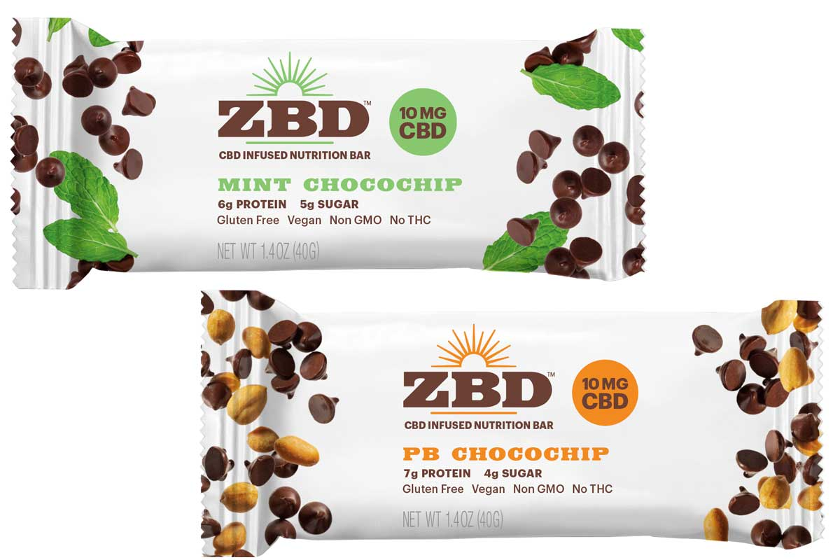 ZBD Health debuts traceable C.B.D.-infused bars | 2019-12-23 | Food  Business News