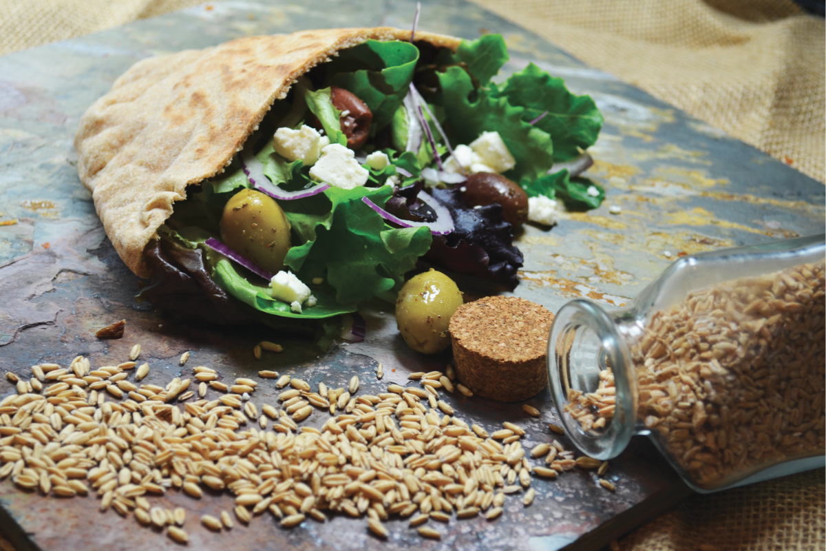 Ancient grains revolution: The new whole wheat | 2019-02-14