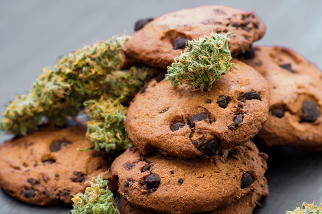 Cannabis is emerging as a viable ingredient for bakeries.