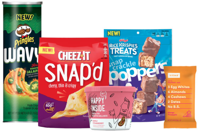 Kellogg new products