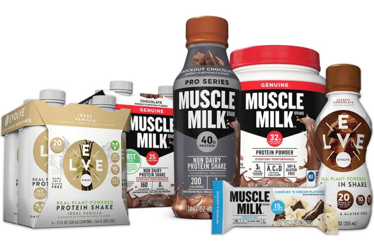 PepsiCo to acquire Muscle Milk maker from Hormel Foods