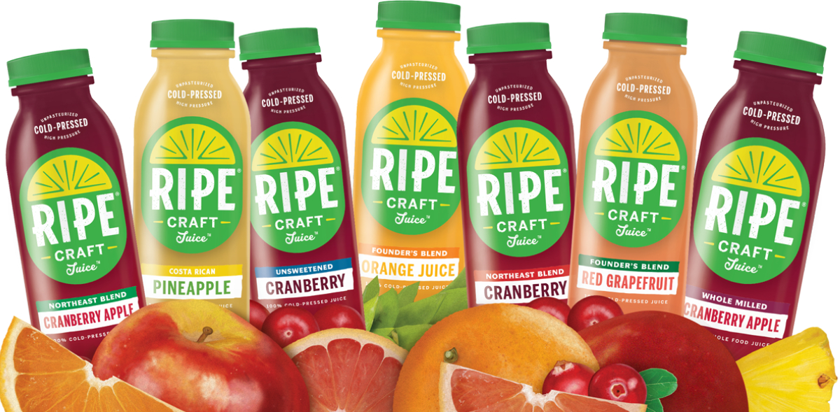 Ripe Craft juices
