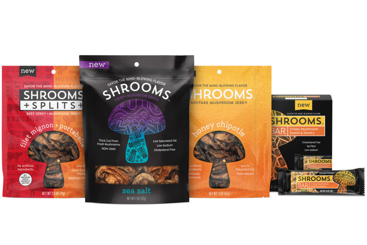Shrooms Snacks
