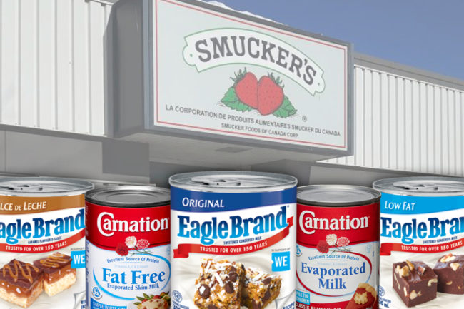 Smucker Sherbrooke, Ontario, plant