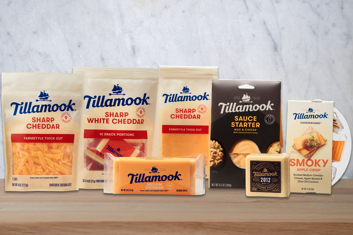 How 110-year-old Tillamook keeps its dairy portfolio fresh