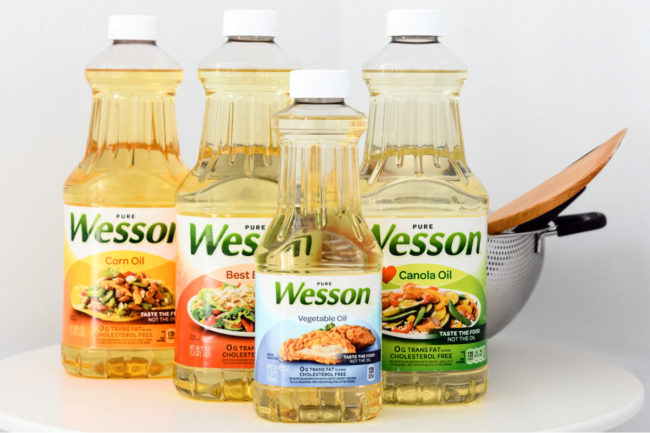 Wesson oils