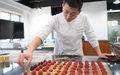 Barry Callebaut a Chocolate Academy center in Beijing