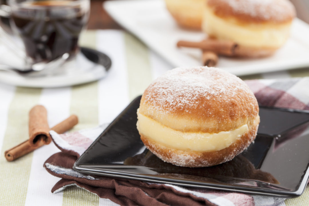 Brazilian bakery product