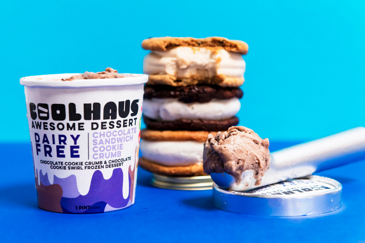 Coolhaus dairy-free desserts