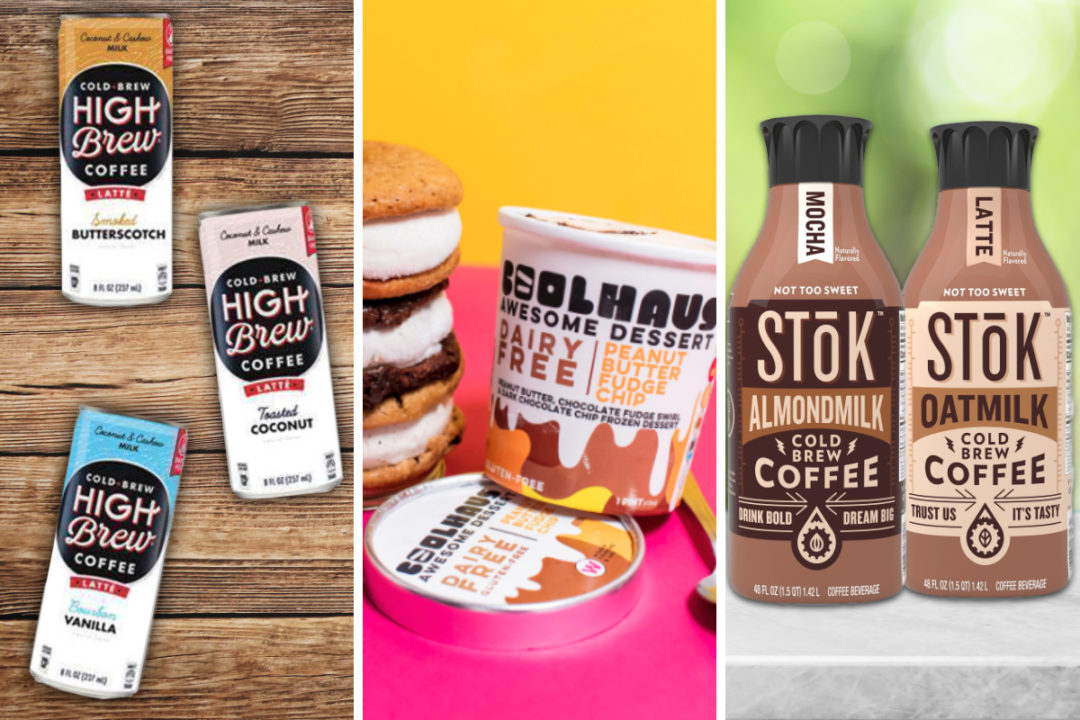 Dairy-free new products