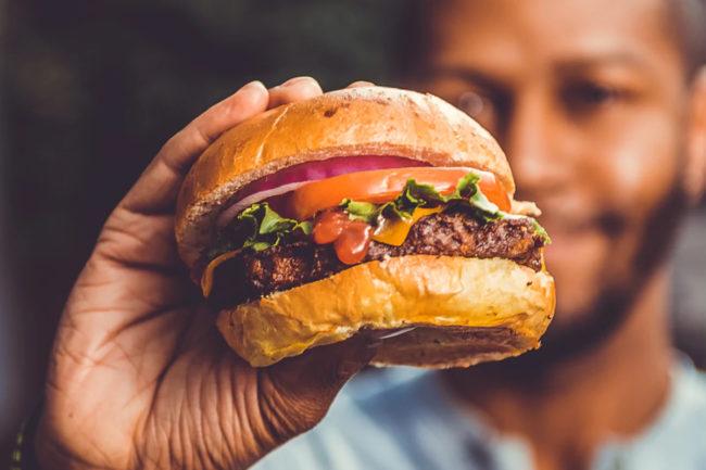 MorningStar Farms Meat Lovers Vegan Burger, Kellogg