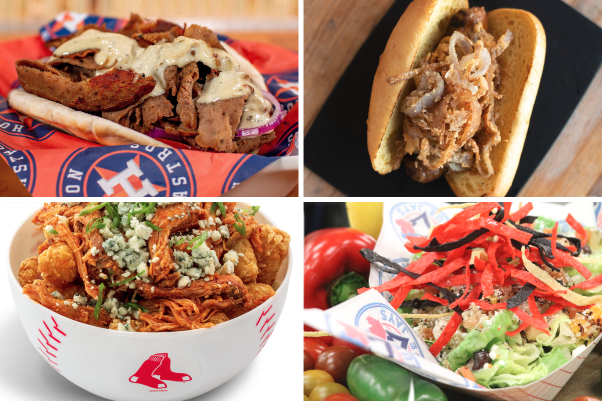 Opening Day food trends
