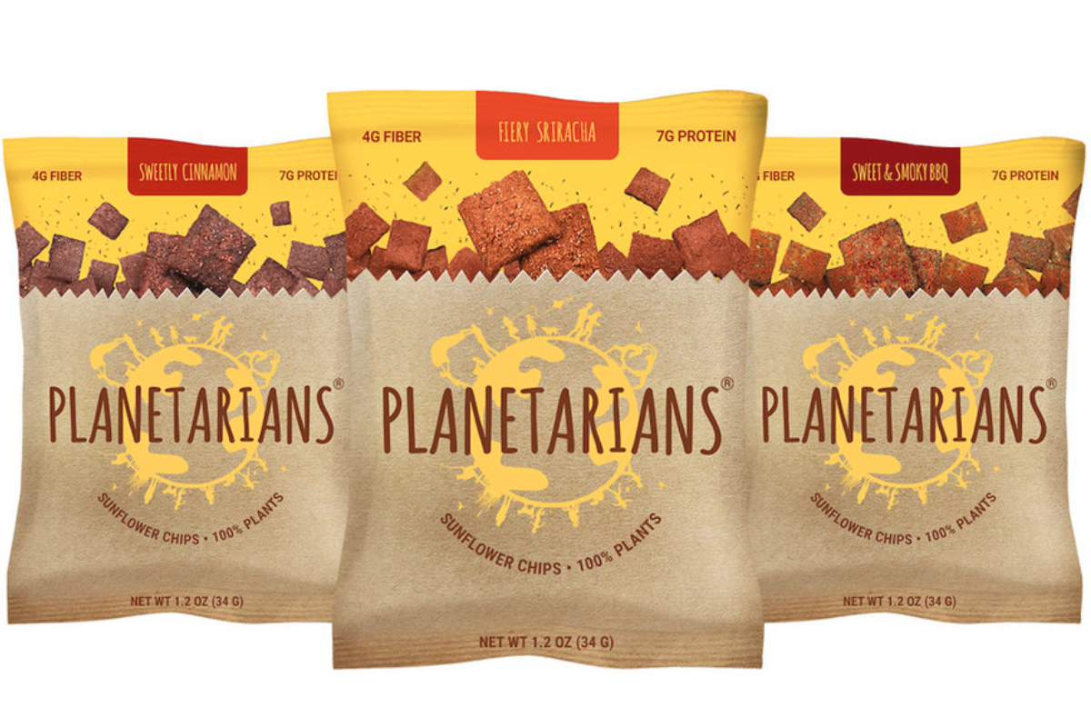 Planetarians sunflower chips