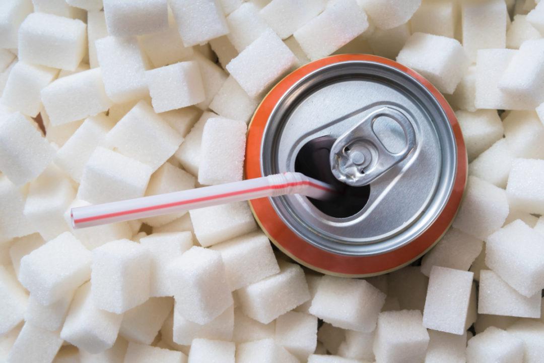 Sugary soda