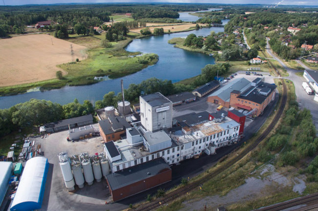 Tate & Lyle Oats operations facility