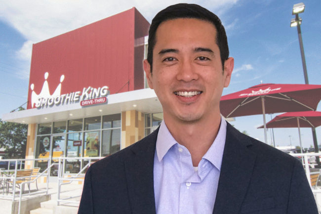 Thomas Kim, Smoothie King