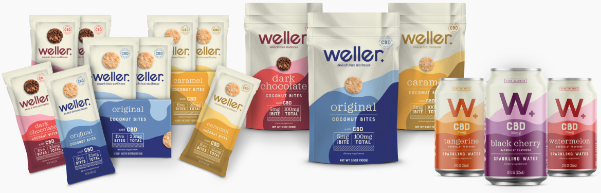 Weller CBD products
