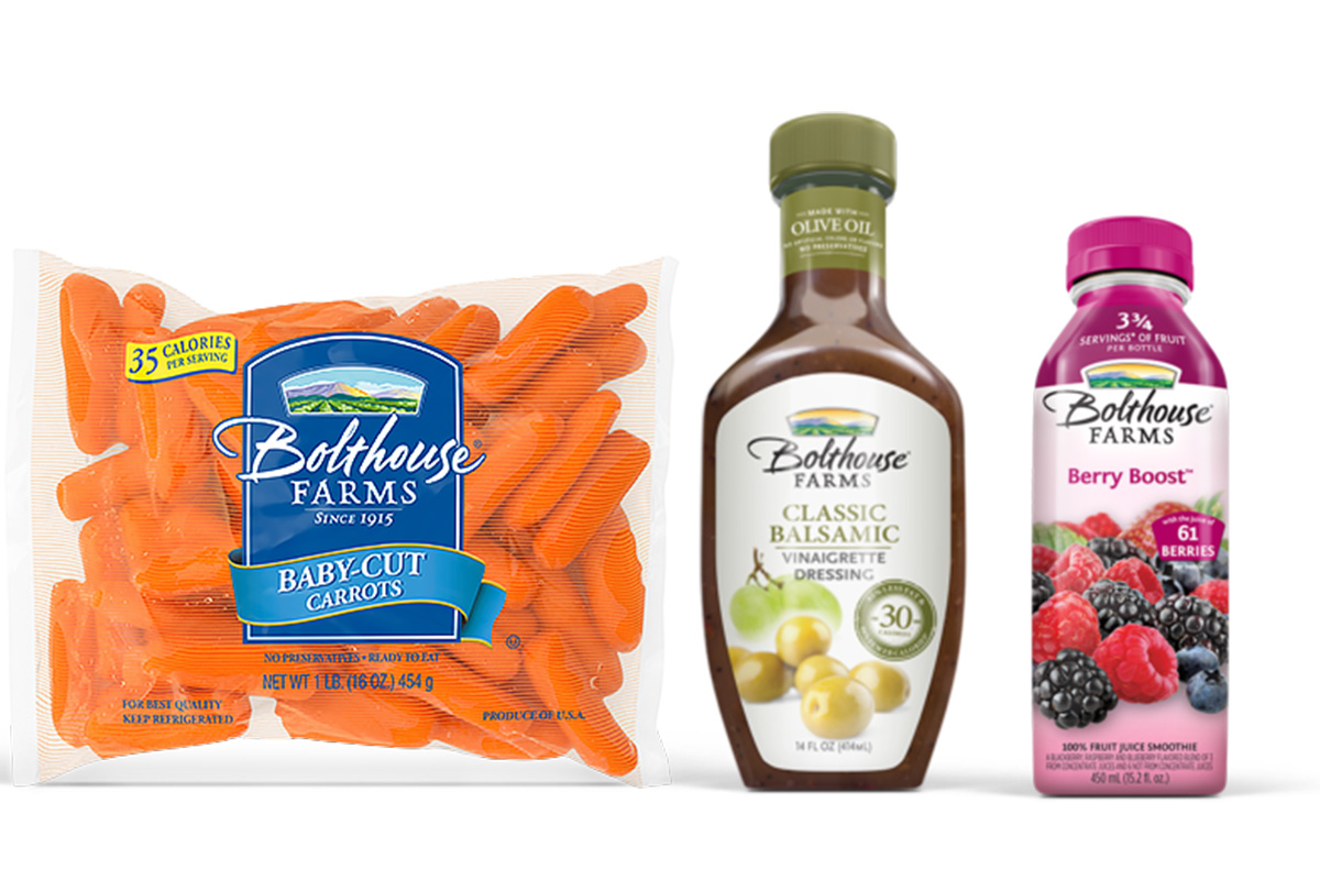 Private equity firm to buy Bolthouse Farms from Campbell Soup. BolthouseFarmsProducts1200x800.jpg. Source: Bolthouse Farms