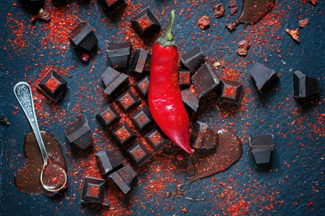 Chocolate chili