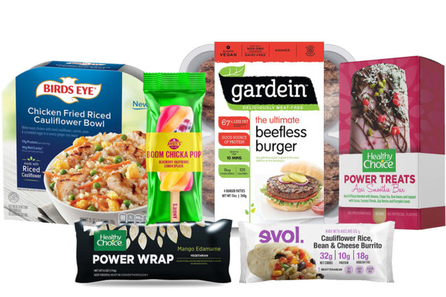 New Conagra frozen products