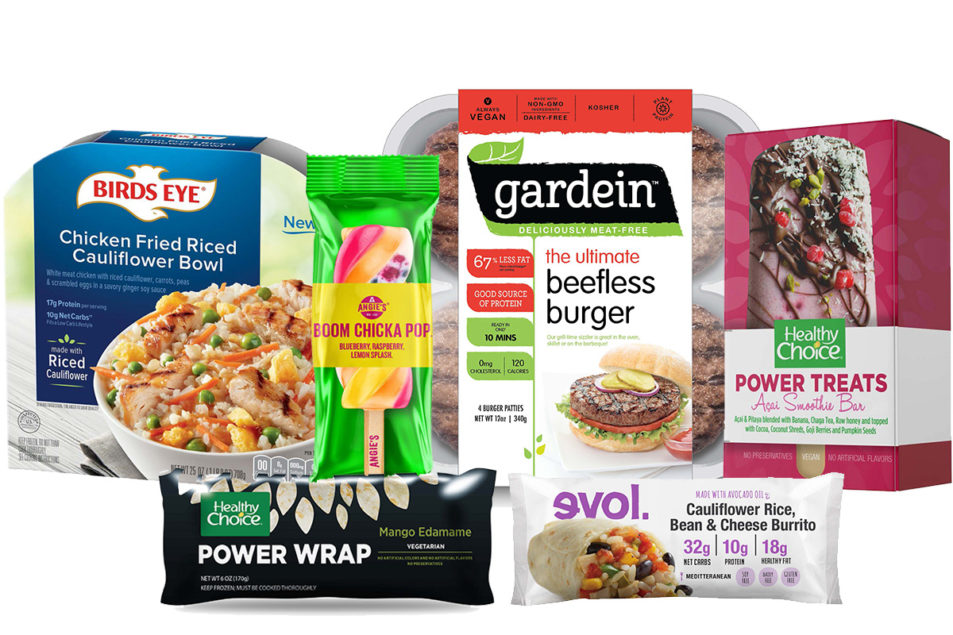 Frozen Foods Will Continue To Heat Up Says Conagra Brands