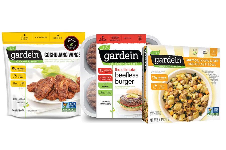 Gardein products