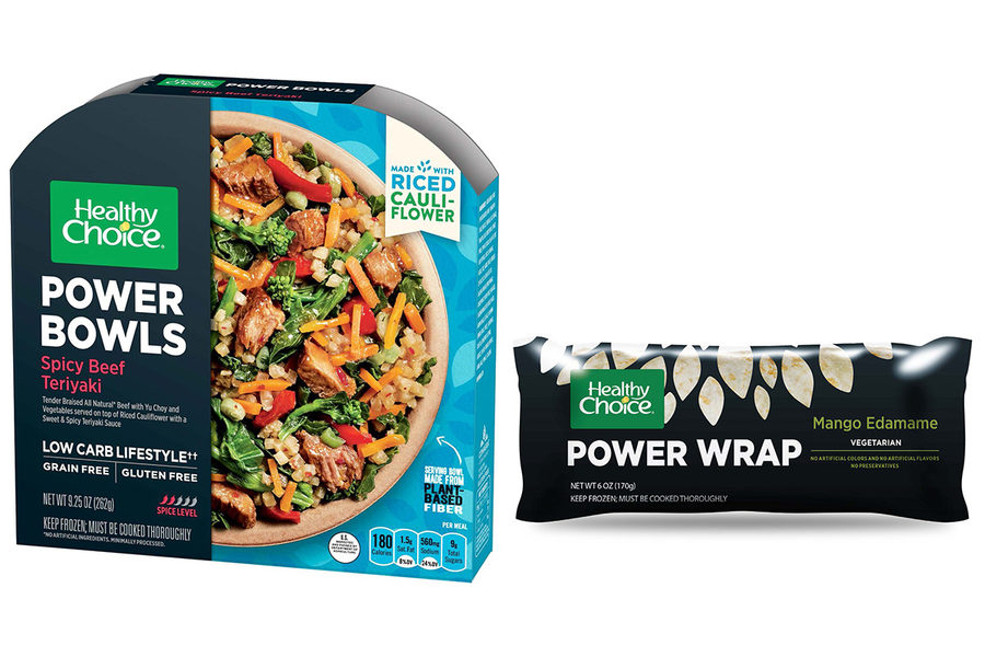 Healthy Choice products