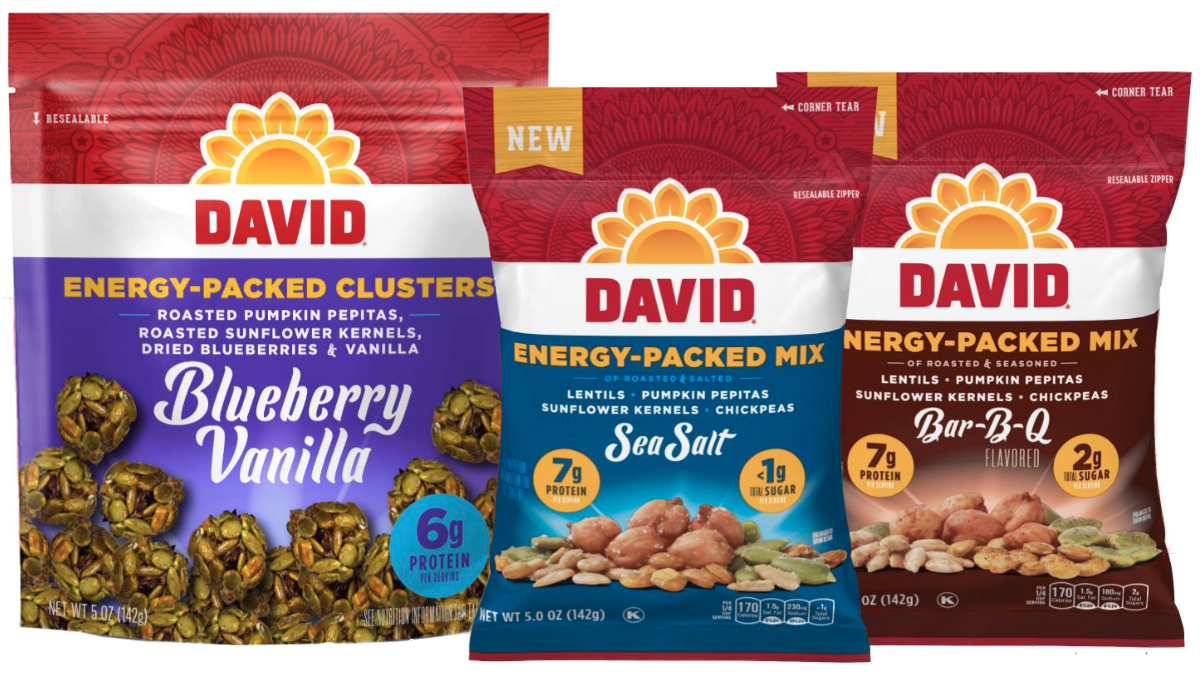 New David Seed clusters, Conagra Brands