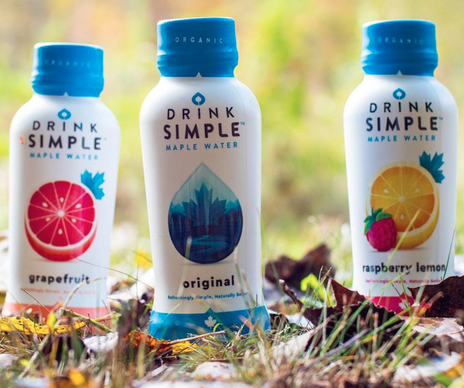 DrinkSimple maple water