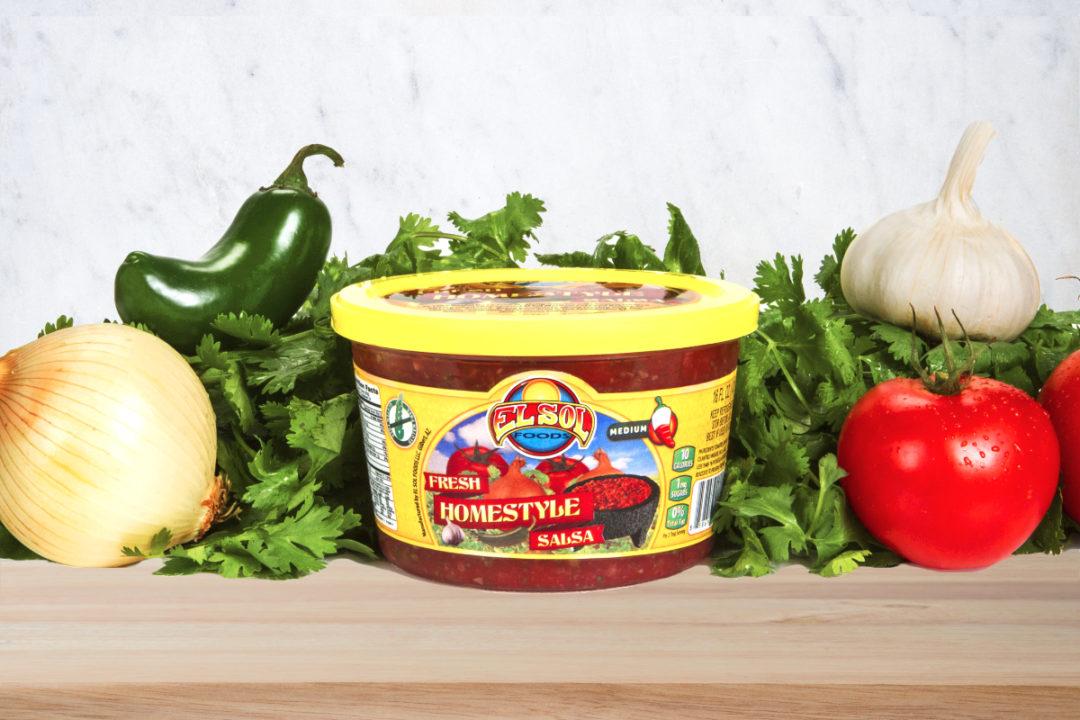 El Sol Foods salsa