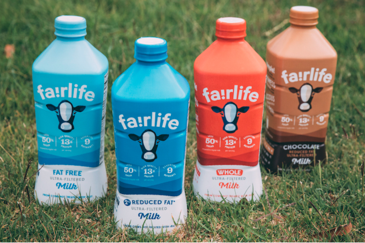 Fairlife milk, Coca-Cola