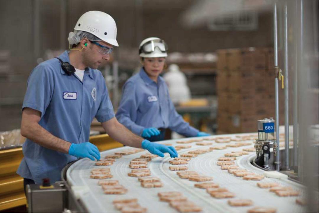 General Mills food safety
