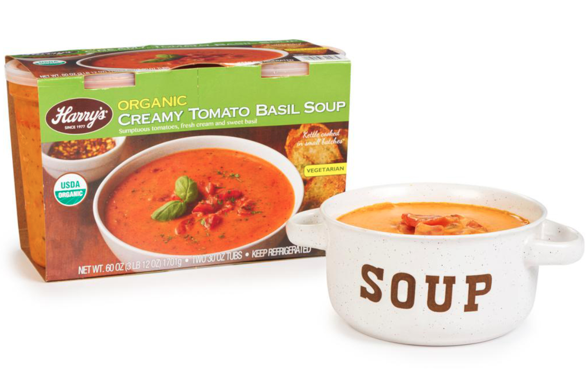 Harrys Fresh Foods soup