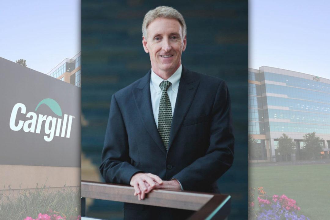 Joe Stone, Cargill