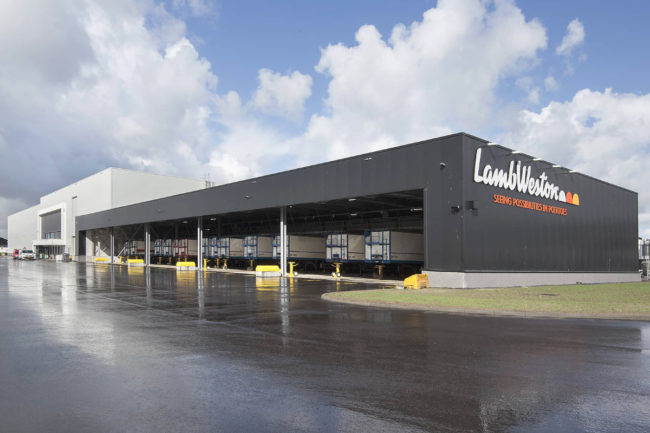 Lamb Weston Meijer NL facility