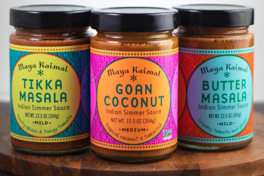Maya Kaimal simmer sauces