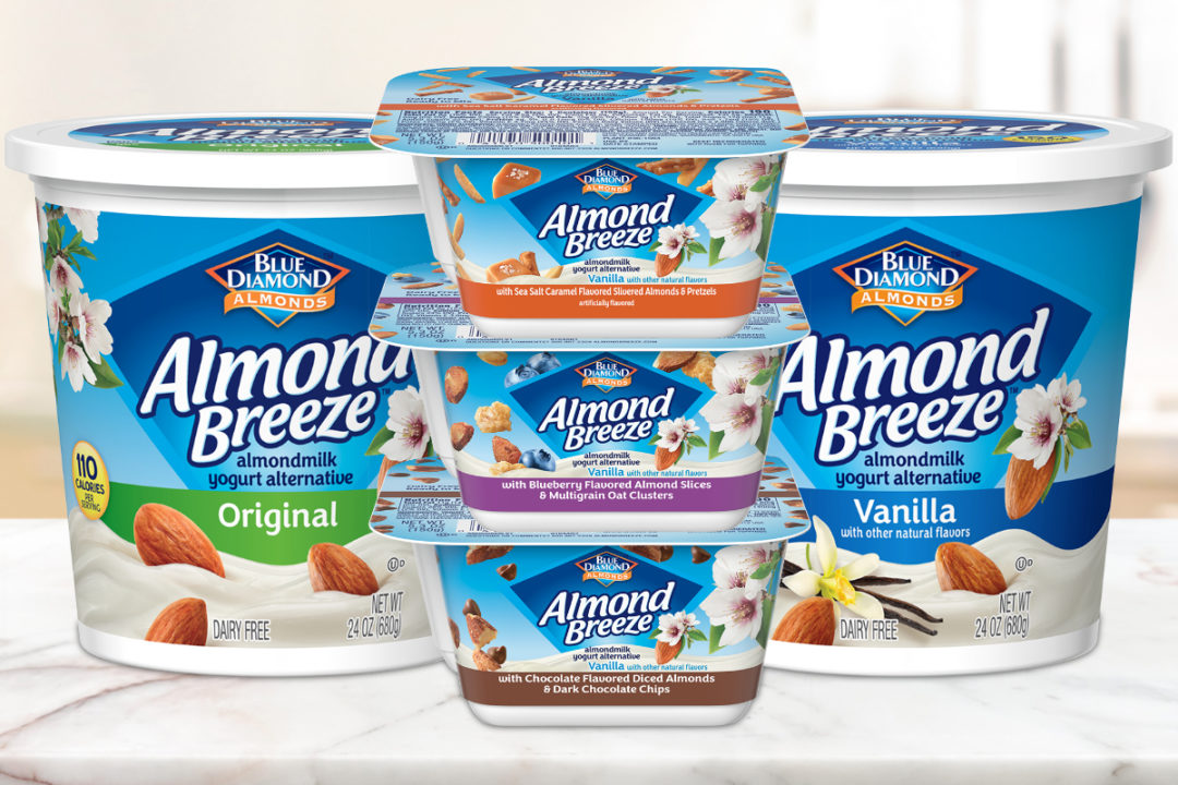 Blue Diamond Almond Breeze Almondmilk Yogurt Alternative