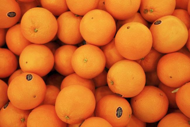 Cargill oranges