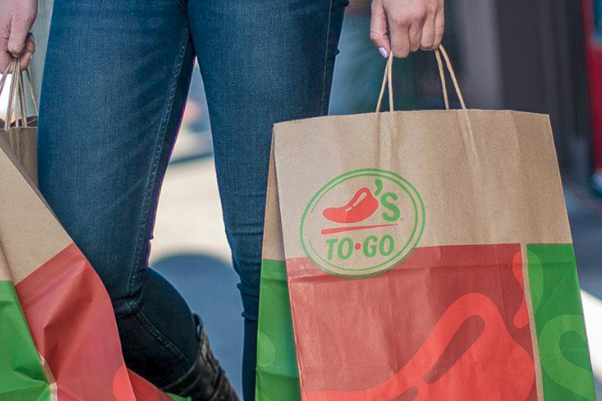 Chilis to-go bags