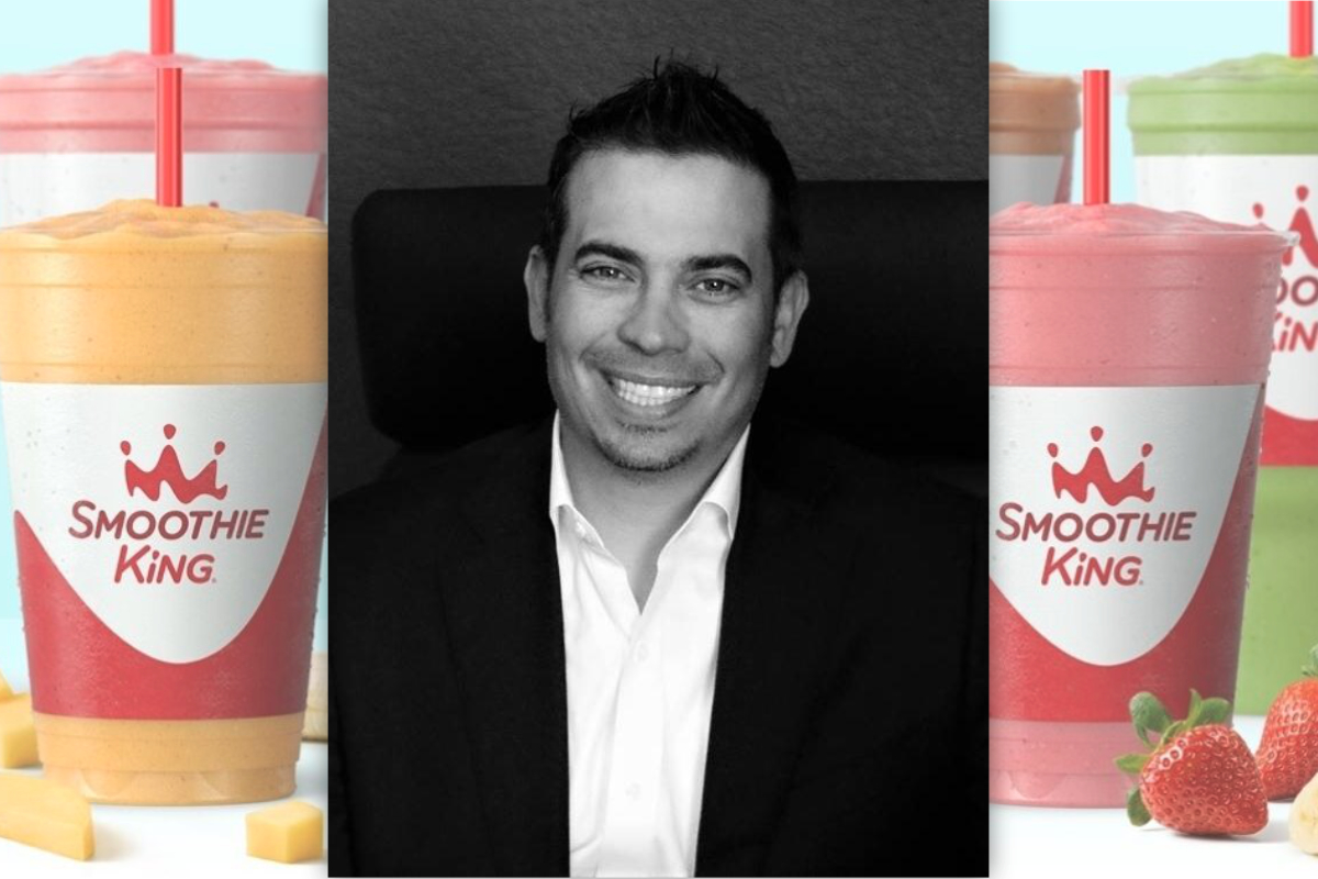 Chris Andrews, Smoothie King