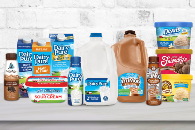 Dean Foods product lineup