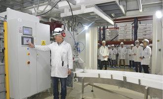 Gelymarproductionfacility lead