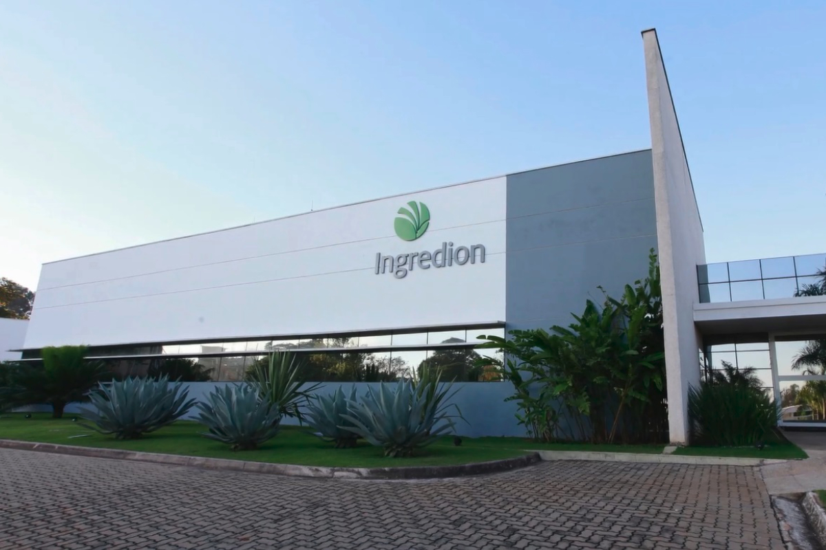 Ingredion facility