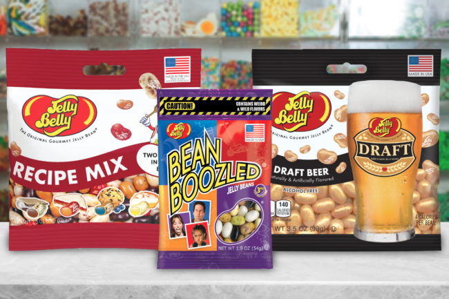 Jelly Belly jelly bean flavors