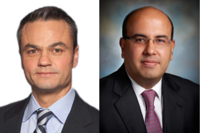 Amit Banati and Fareed Khan, Kellogg