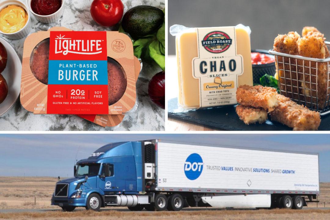 Lightlife Foods, Field Roast, Dot Foods