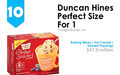 IRI New Product Pacesetters: Duncan Hines Perfect Size for 1