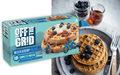 Kellogg Off the Grid Wild Blueberry waffles