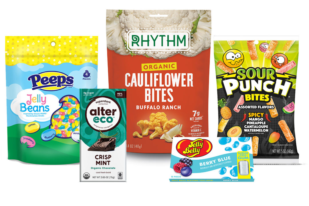 New products at Sweets and Snacks