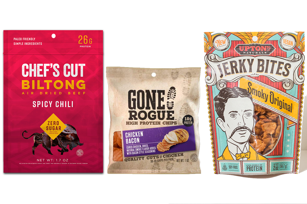 New jerky products